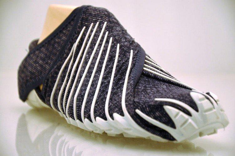 furoshiki shoe