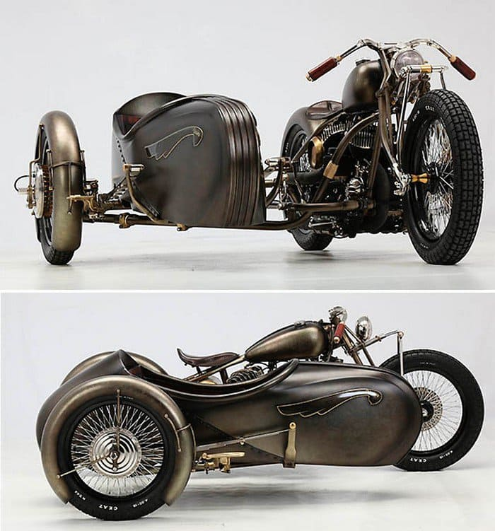 harley side car
