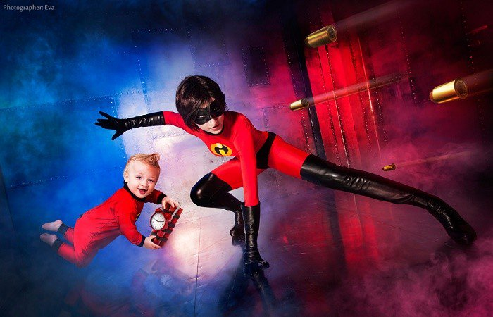 incredibles cosplay