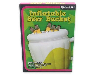 inflatable beer bucket box