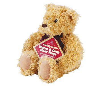 microwavable teddy bear hug