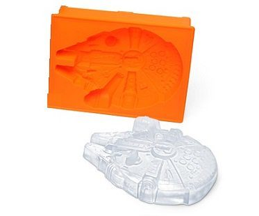 millenium falcon ice mold