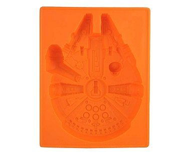 millenium falcon ice mold tray