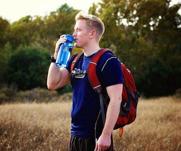 misting water bottle drink