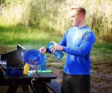 misting water bottle spray