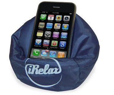 mobile phone bean bag iRelax