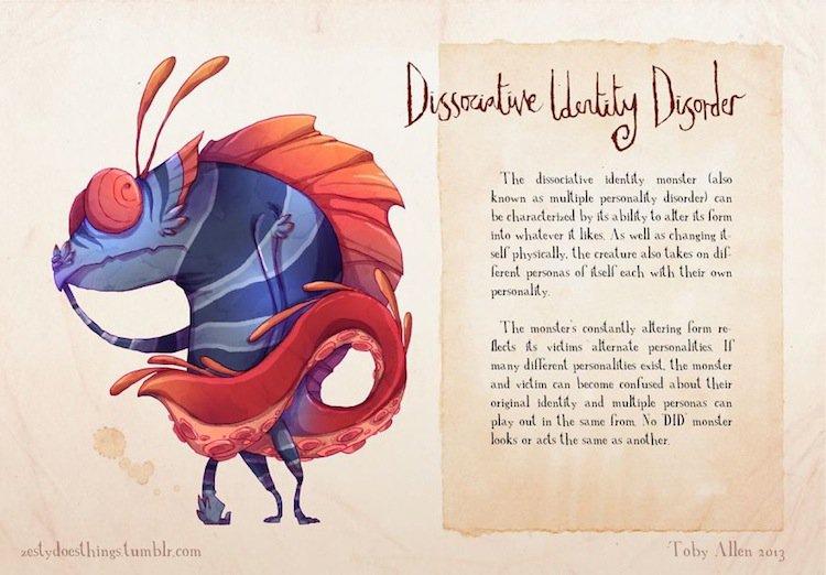 monsters-dissassociative