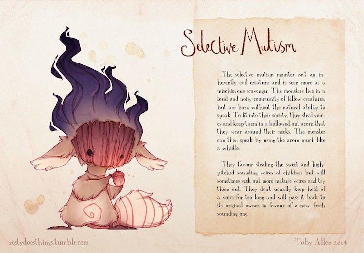 monsters-mutism