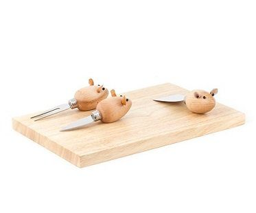 mouse cheese knives mice