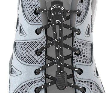 no tie shoelaces lock