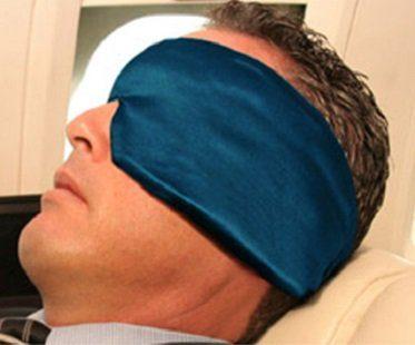 noise reduction sleep mask