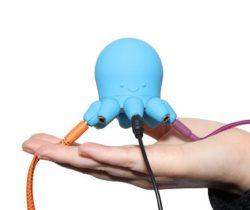 octopus audio splitter legs