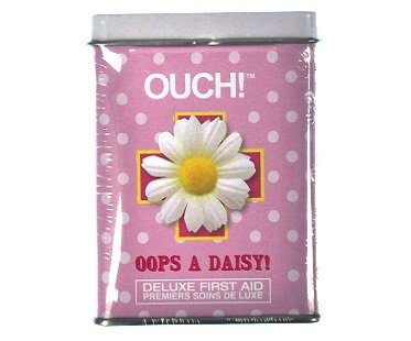 oops a daisy plasters tin