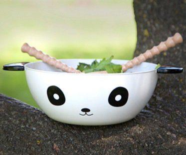 panda bowl salad