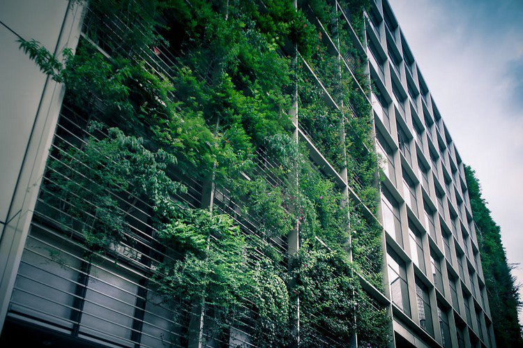 pasona building plants