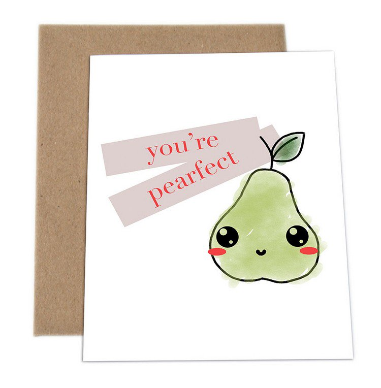 pearfect card