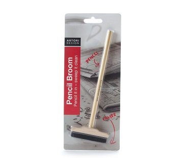 pencil broom eraser pack