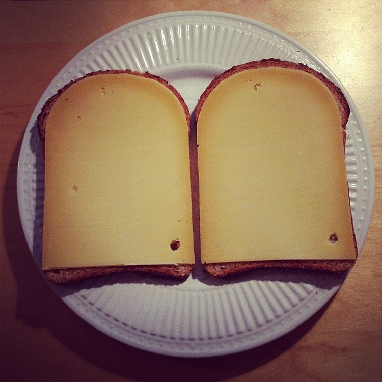 perfect cheese on toast