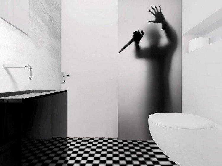 Putting Tile In Bathroom Wall