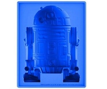 r2-d2 giant mold blue