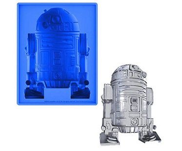 r2-d2 giant mold ice