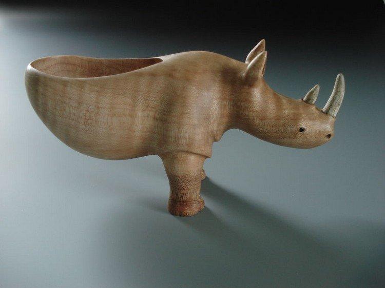 rhino spoon