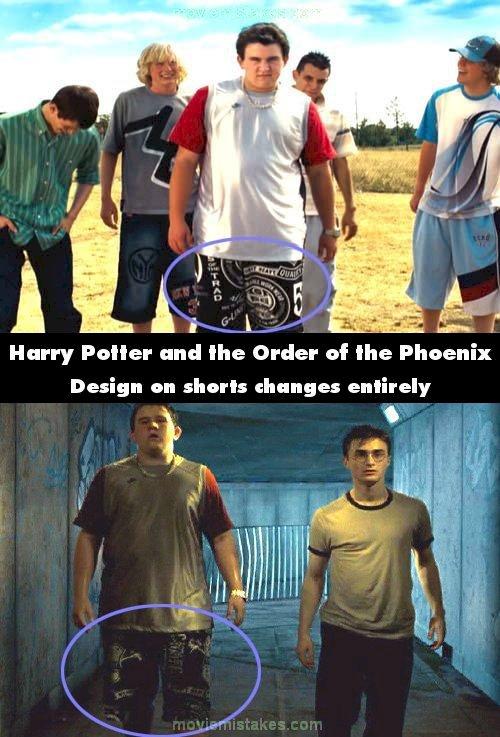 16 Harry Potter Movie Goofs You Ve Never Noticed