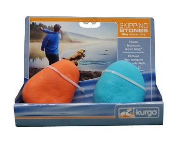 skipping stones dog toys chew