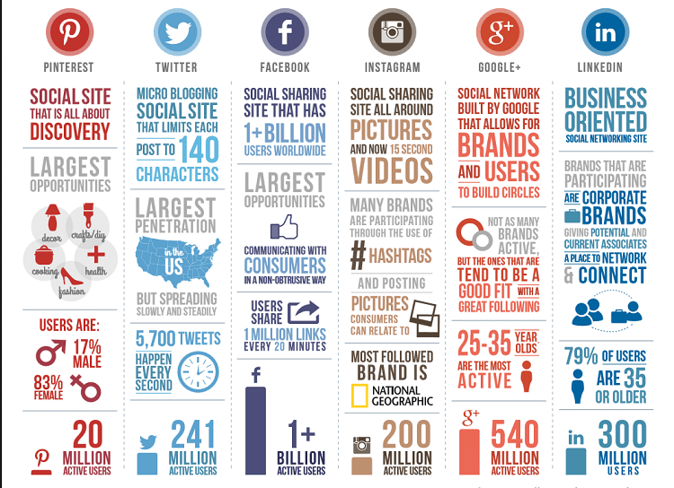 social-media-networks-infographic