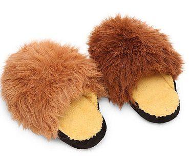star trek tribble slippers