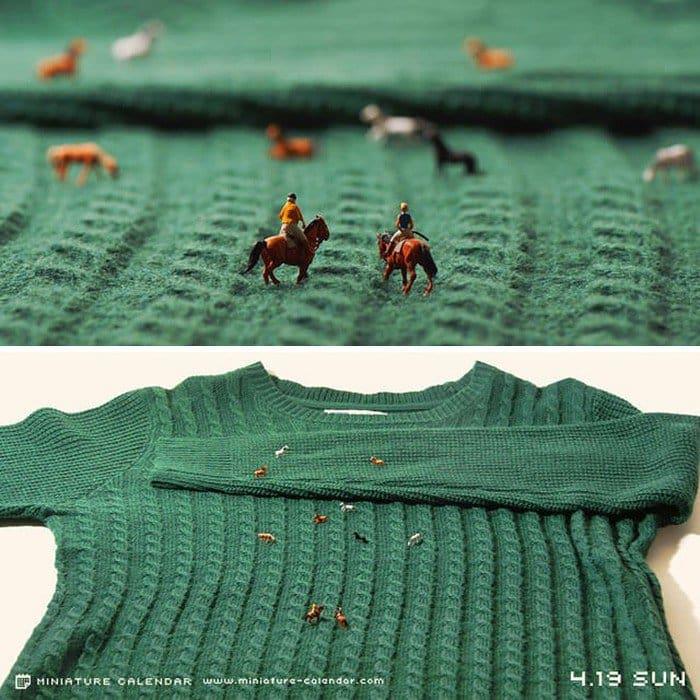 sweater mini riders