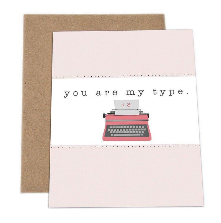type card
