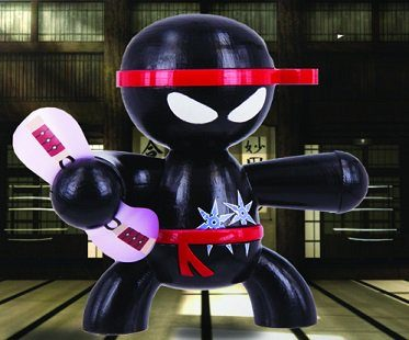 usb ninja fan