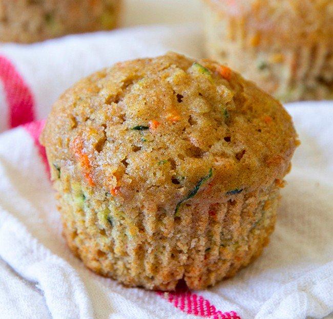 veg muffin