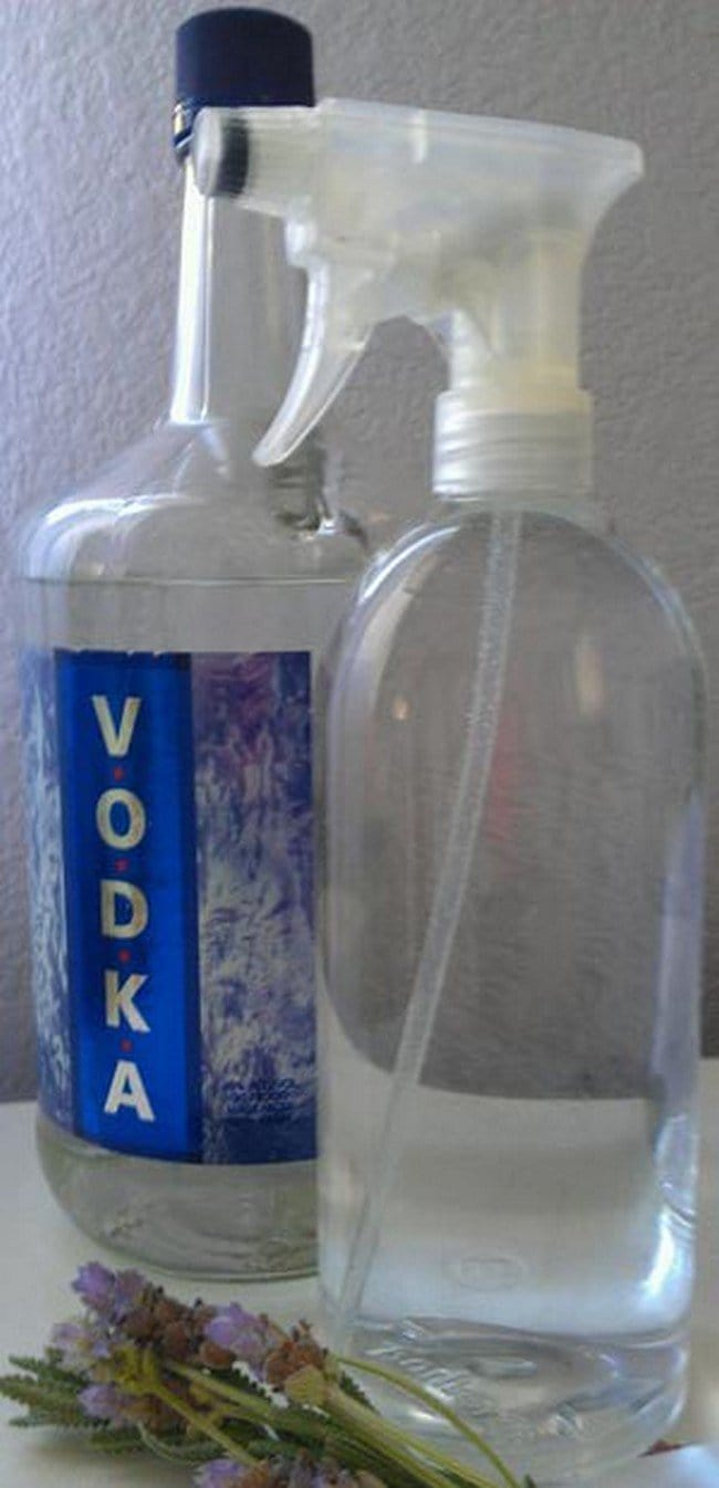 vodka spray