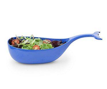whale serving bowl salad