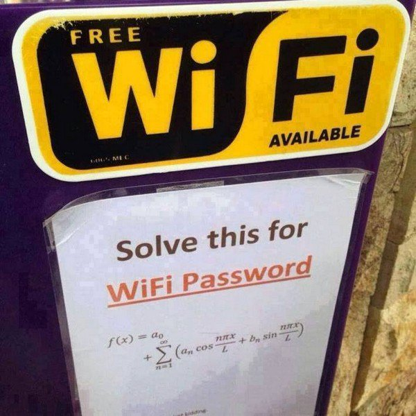 wifi equation