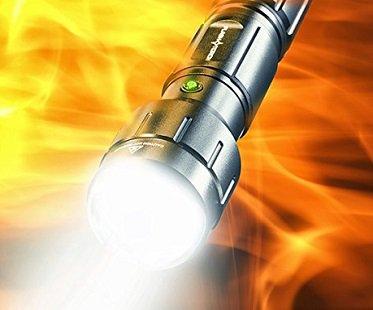 world's brightest flashlight