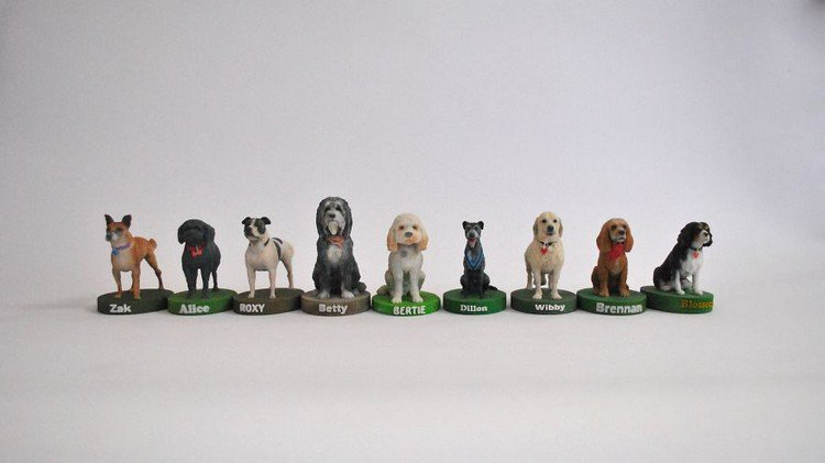 Memorialize Your Beloved Pet By Commissioning This Company To Make A