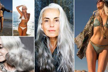 59 Year Old Fashion Model
