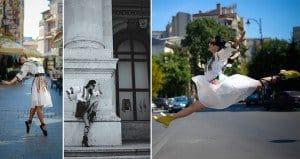 Andrei Mihai Romanian Ballerina Contemporary Twist