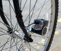 Bicycle Powered USB Charger