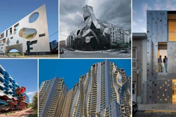 Building Facades From Around The Globe