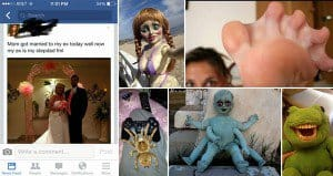 Crazy And Bizarre Images
