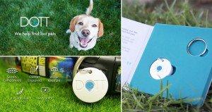 DOTT Smart Dog Tag