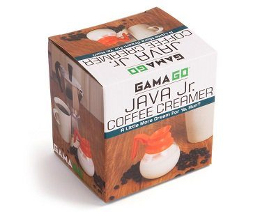 Diner Coffee Creamer Pot box
