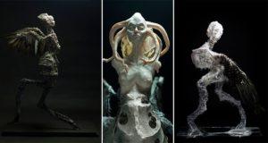 Ewelina Lesik Greek Mythology Zoomorphism