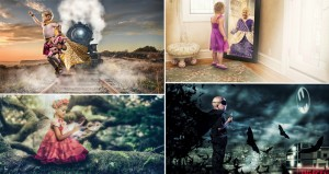 Fantasy Photoshoots For Kids With Cancer
