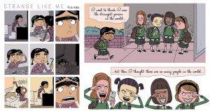 Gavin Aung Than Strange Like Me Comic