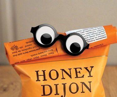 Googly Eyes Chip Bag Clip